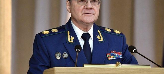 Прокурор Чайка