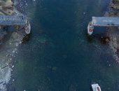 В Мурманской области украли мост через реку