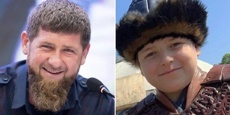 Сын Рамзана Кадырова