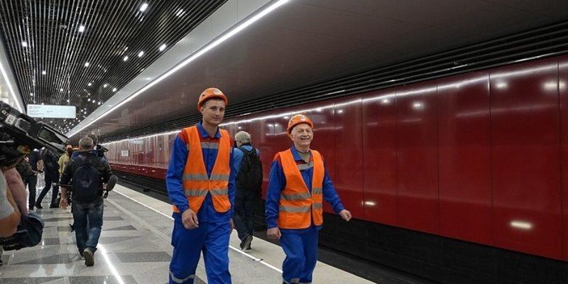 Собянин открыл четыре новые станции метро