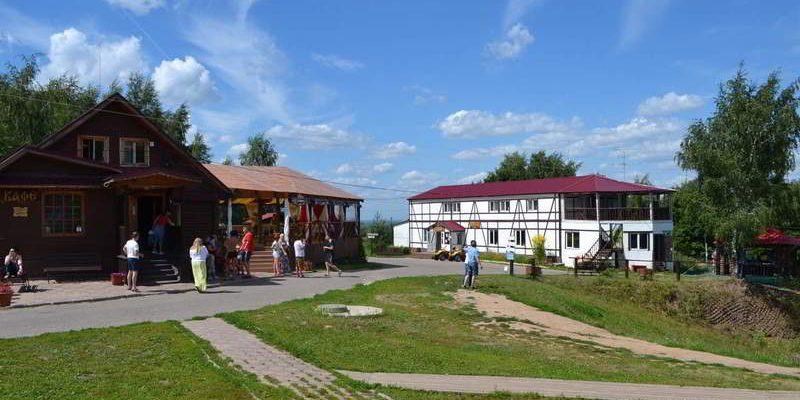 спортивной деревни «Новинки»