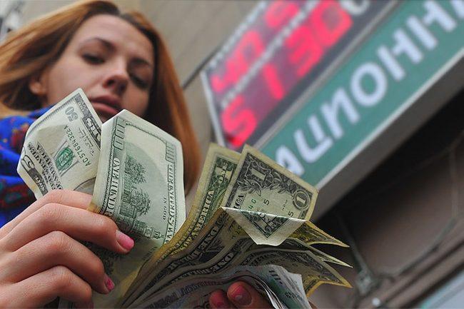 курс доллара в июне