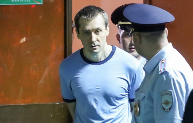 Суд приговорил полковника Захарченко