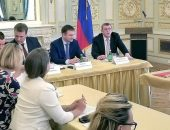 Российская делегация под охраной покинула Грузию после скандала