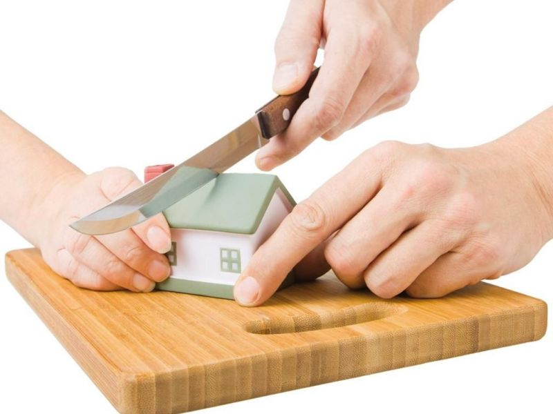 Как делится квартира купленная на материнский капитал при разводе