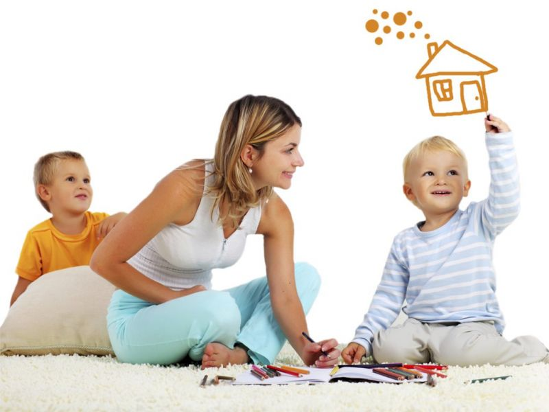 Продажа комнаты через материнский капитал