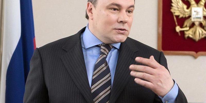 вице-спикер Госдумы Российской Федерации Олег Толстой