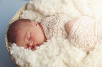 ГОСТ для фотографирования младенцев