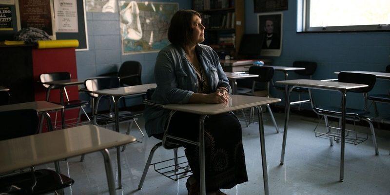 учитель в америке