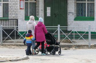 В России предложили снизить подоходный налог для многодетных матерей