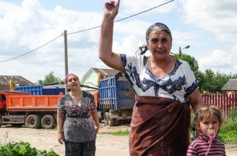 Ситуацию с массовой дракой цыган в российском селе взяли под контроль