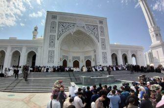 самая большая мечеть Европы открылась в Чечне