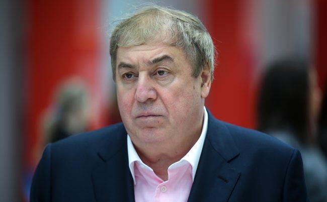 основателm группы «Сафмар» Михаил Гуцериев