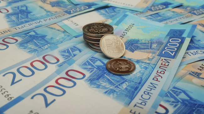 В России вновь зафиксирована дефляция