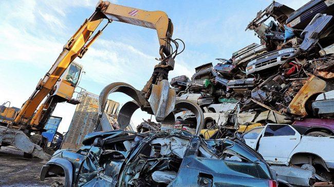 Минпромторг предложил повысить ставку утилизационного сбора