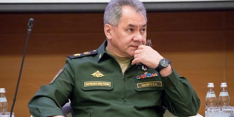 Шойгу назвал возможным отмену призыва в России