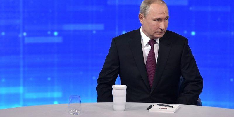 Путин объяснил, зачем нужны СМИ