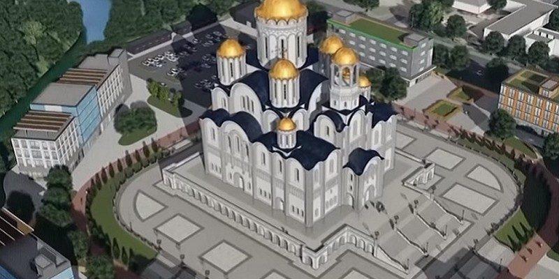 В Екатеринбурге назначили дату опроса по месту строительства храма