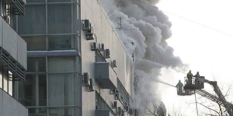 Россиянам запретят разводить огонь на балконах