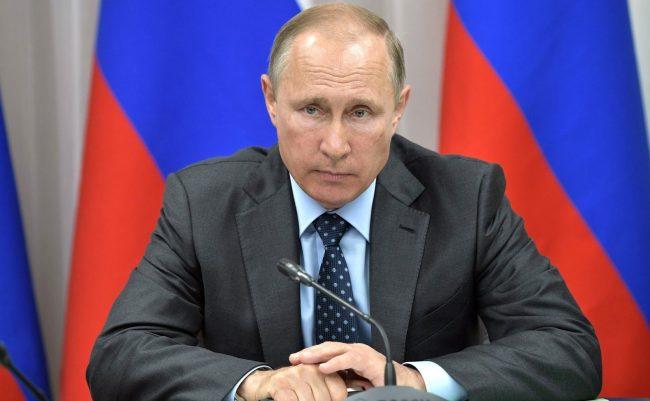 Путин подписал новый закон об армии