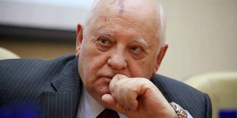 Горбачев раскрыл отношение квозвращению смертной казни