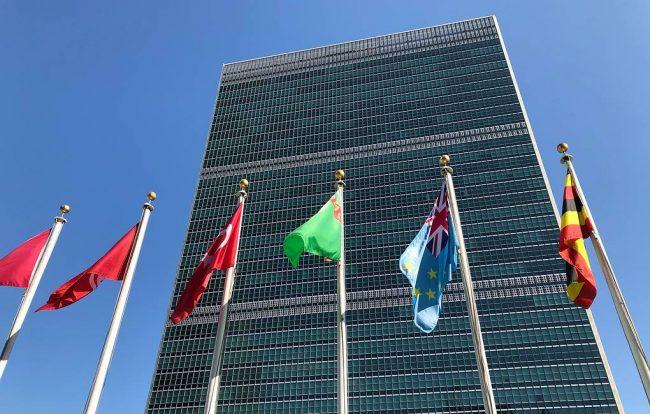 США не выдали визы 18 российским дипломатам для участия в сессии ГА ООН