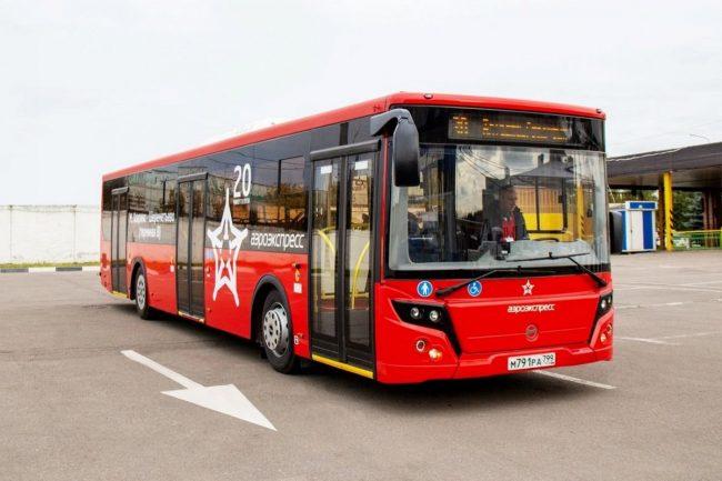 «Аэроэкспресс» запускает автобусы между Москвой и Шереметьево