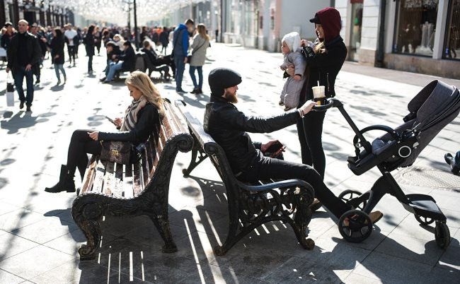В России снизилось число семей с низкими доходами