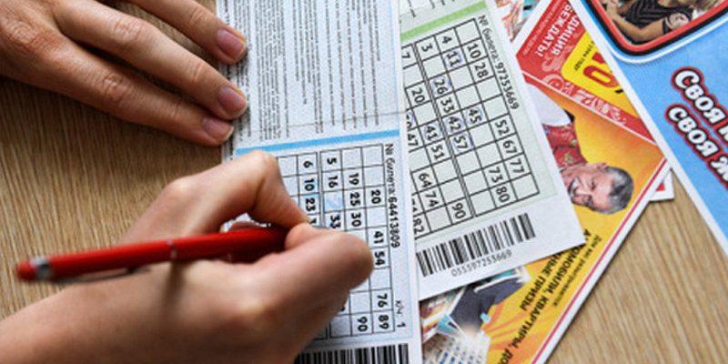 Победители лотерей вРФпотеряли миллиарды рублей