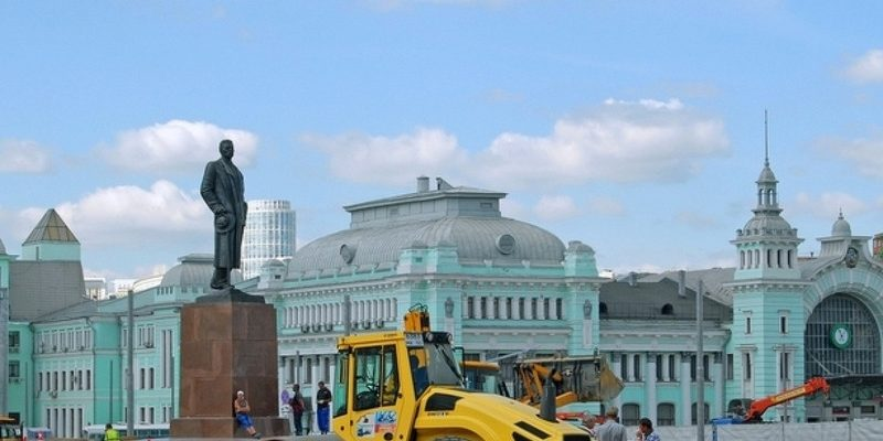 Руководство Москвы выделит рекордную сумму на программу «Моя улица»