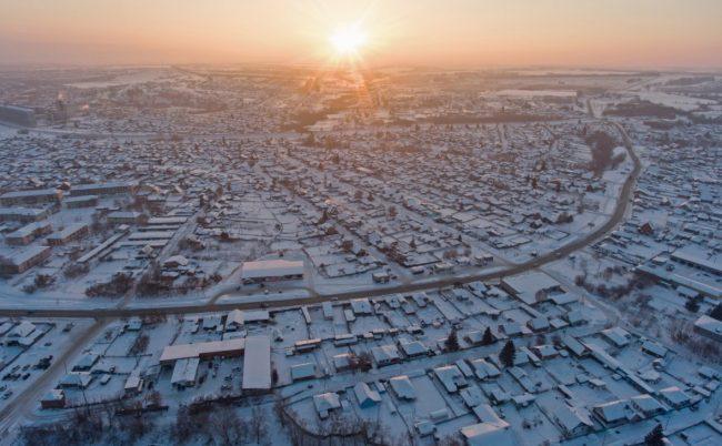 Количество моногородов в России может сократиться вдвое