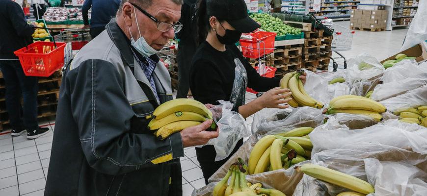 Почему в России дорожают бананы?